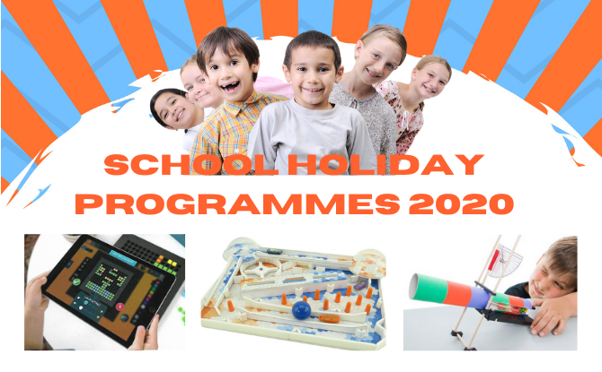 School Holiday Programmes 2020 Picture